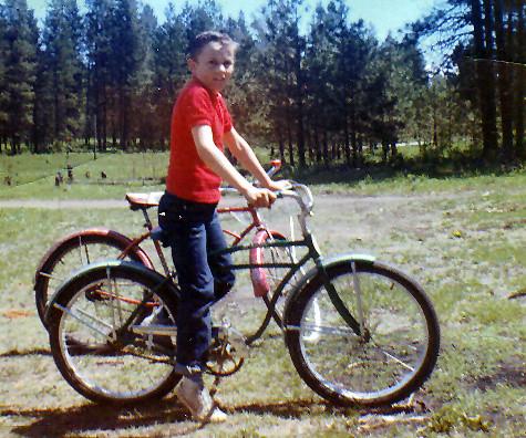 Tim FirstSchwinn~1963