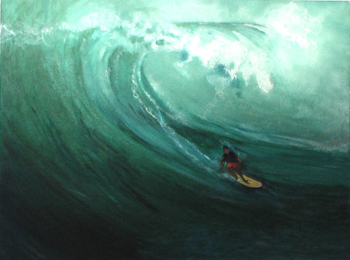 Passion for the Big Wave