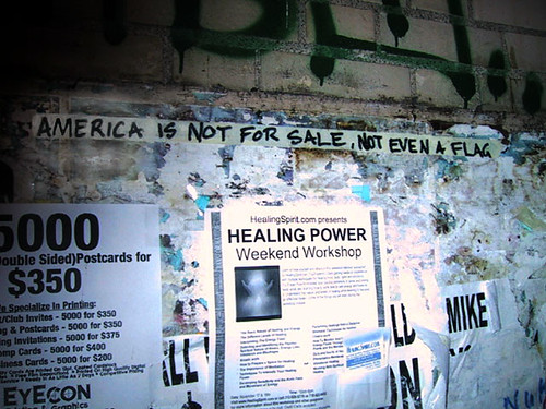 america is not for sale