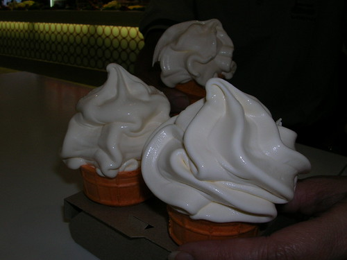 Mc D's sundae