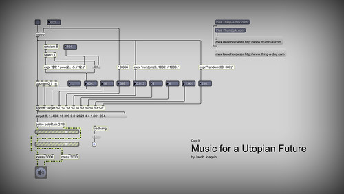 Music for a Utopian Future