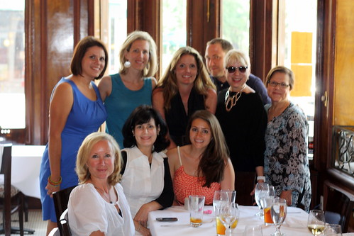 N.O. blogger lunch