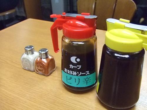 広島駅ビル お好み焼き 麗ちゃん 4