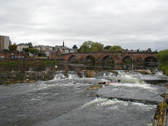 The Caul (stonetemplepilot5) Tags: uk river scotland whitesands dumfries nith caul rnbnith