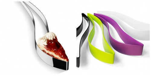 Magisso Cake Server collage