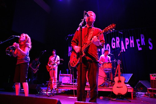 New Pornographers at 930 Club (by allsongs)
