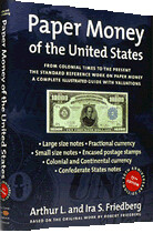 Friedberg Paper Money of the US 17th ed