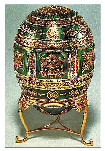 016-Huevo Napoleonico 1912-Faberge
