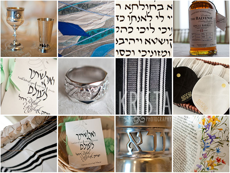 Orthodox Jewish Ceremony Details