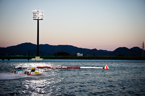 The RacingBoat
