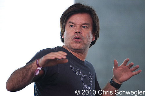 Paul Oakenfold - 10-31-10 - Voodoo Festival, City Park, New Orleans, LA