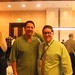 Kevin Trudeau with Christopher Loch