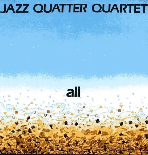 jazz quatter quartet - ali