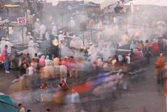 Marrakech stalls (Admanchester) Tags: morocco marrakech djemaaelfna