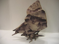 Butterfly (PhillipWest) Tags: origami paperfolding papiroflexia