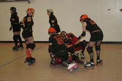 (aliris05) Tags: girls coast space rollergirls melbourne tallahassee derby slashers