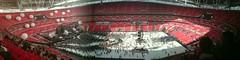 Inside Wembley Stadium - Panoramic - Early