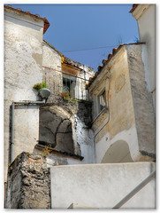 Foreshortening (giorgio-pix) Tags: houses decay case foreshortening walls amalfi scorcio muri decadenza nikond200