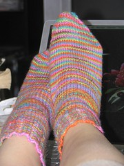 first socks