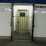 subterranean doorway