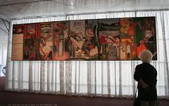 documenta 12 | Juan Davila / Hysterical Tears | 1979 | Aue-Pavillon