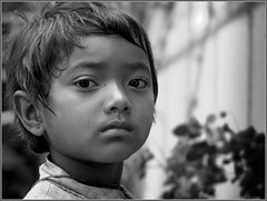 A little boy from Yuksum - by Sukanto Debnath