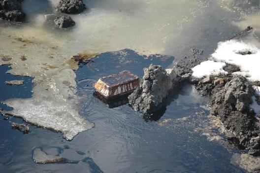 Roebling Oil Ooze