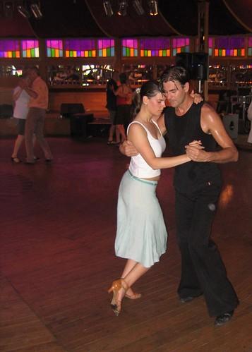 GentseFeesten: Tango in Spiegeltent
