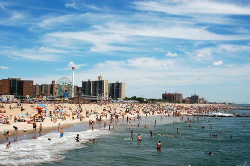 Coney Island 72107 a.