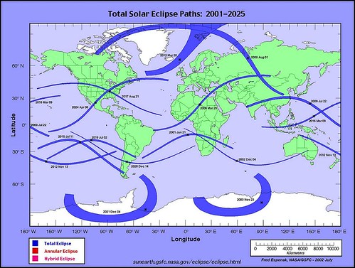 eclipses mapa
