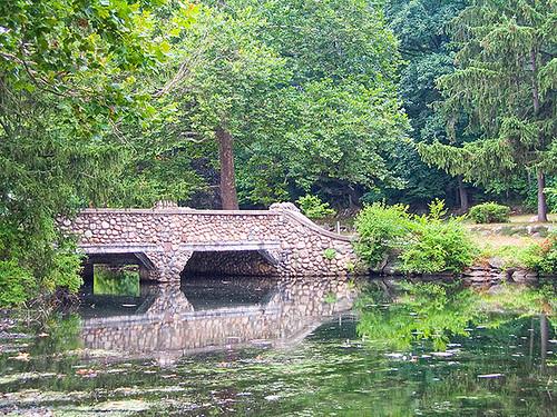 Milham Park. Kalamazoo