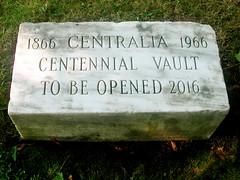 centralia vault.JPG (Lyndi&Jason) Tags: underground fire centennial mine pennsylvania capsule burning centralia vault coal 2007