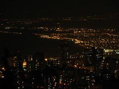 Haifa at night (Avital Gertner) Tags: night bay mediterranean nightshot nightscene haifa