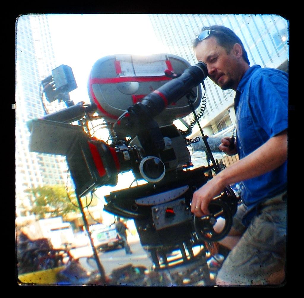 Assistant Camera Operator