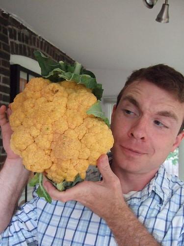 Godzilla Cauliflower