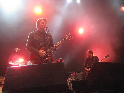 Wilco, Berkeley, August 24, 2007