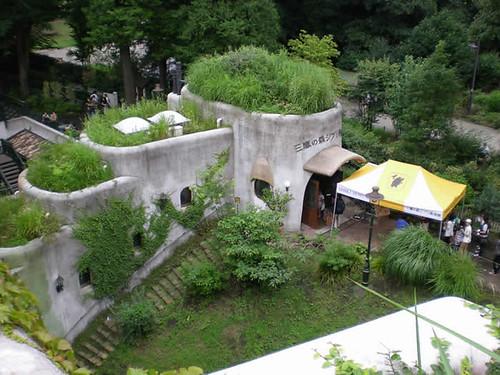 museo ghibli di hayao miyazaki a tokyo
