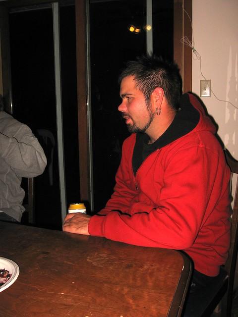 Shawn at Janes