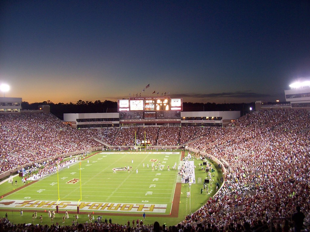 image hosted on flickr Fsu Football Stadium