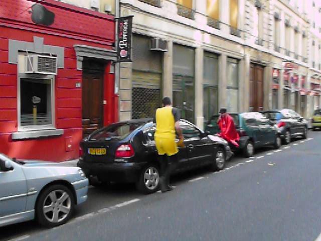 PacMan@Lyon (2007/09/30)