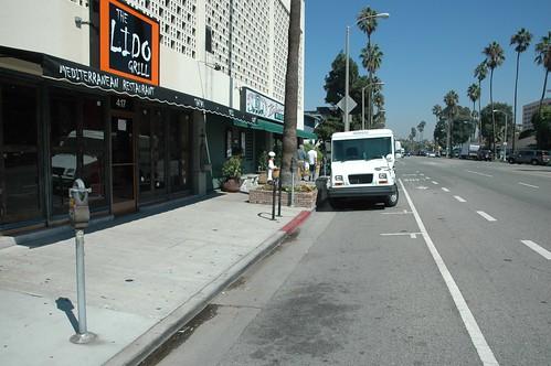 The Lido Grill Venice Beach California