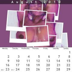 Funbag Calendar August 2010