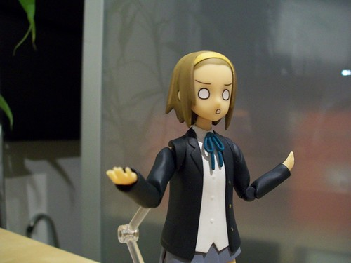 Ritsu's other face