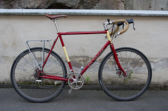 Singular Peregrine (immu) Tags: road bike bicycle steel peregrine singular suku
