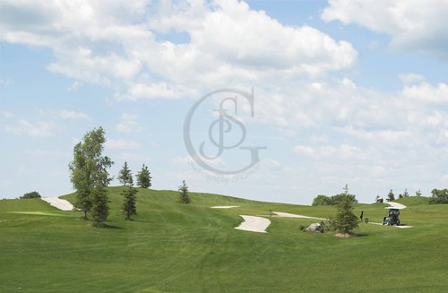Golf Course near Orillia