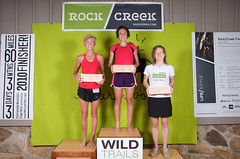 2010 Women's Overall Finishers- Chattanooga Mountain Stage Race. Photo by Sam Silvey