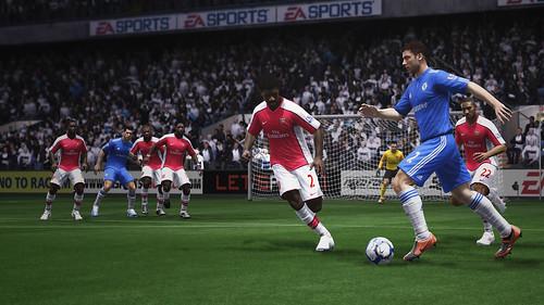 FIFA 11 Ivanovich