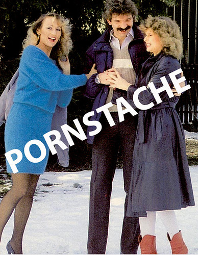 pornstache