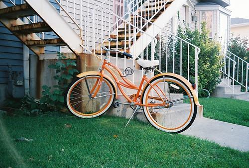 Orange Cruiser