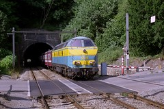 NMBS 5529 Esneux (Davy Beumer) Tags: nmbs l43 hld55